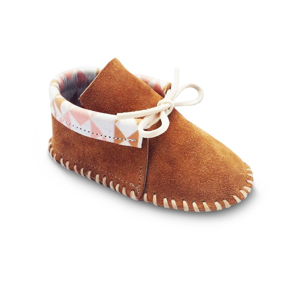Image of Salmon Runner Moccasins