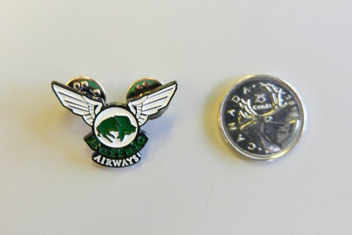 Image of Buffalo Flight Pin