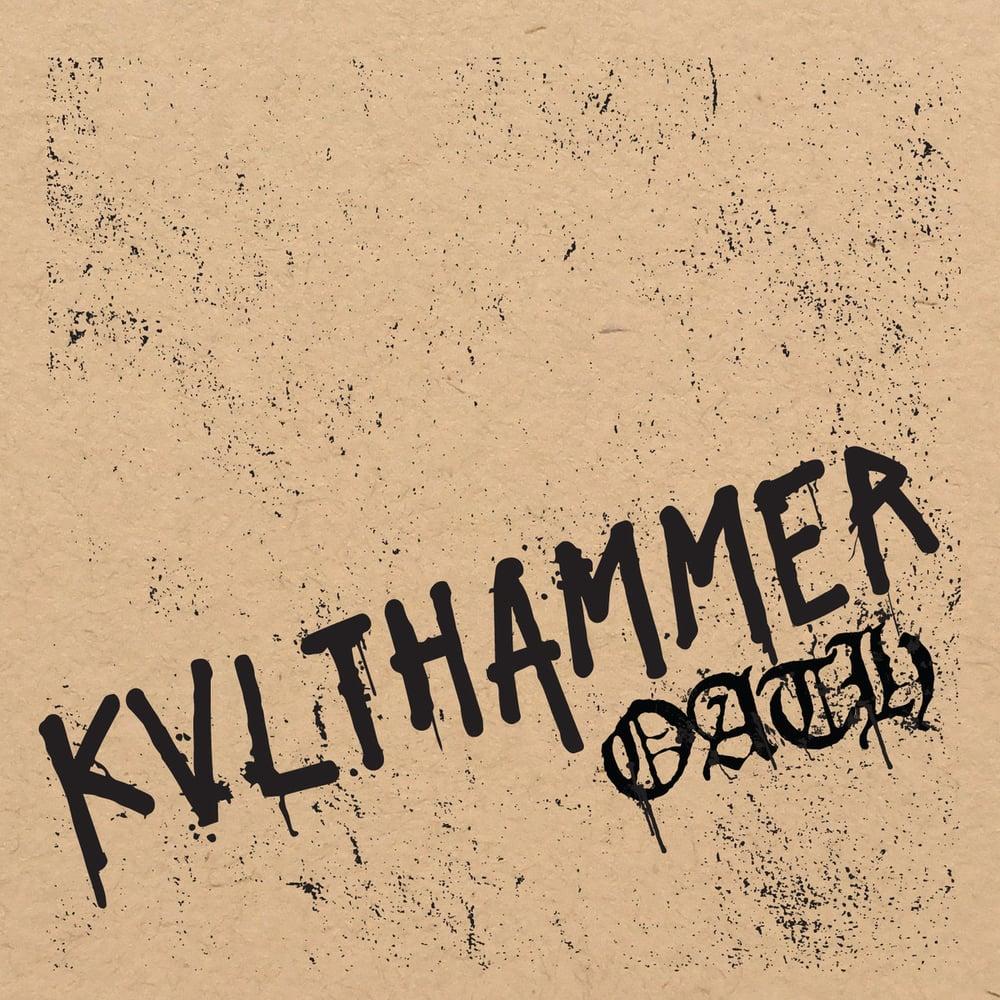 """Image of Kvlthammer """"Oath"""" Cassette"""