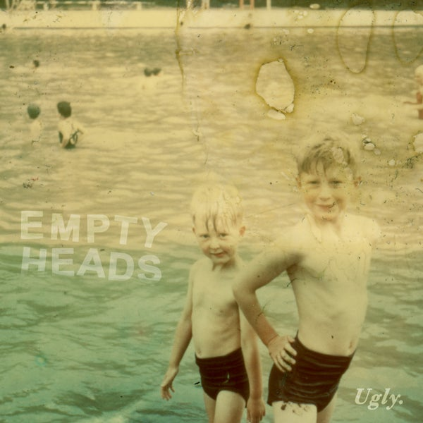 "Image of EMPTY HEADS ""Ugly"" 7"""