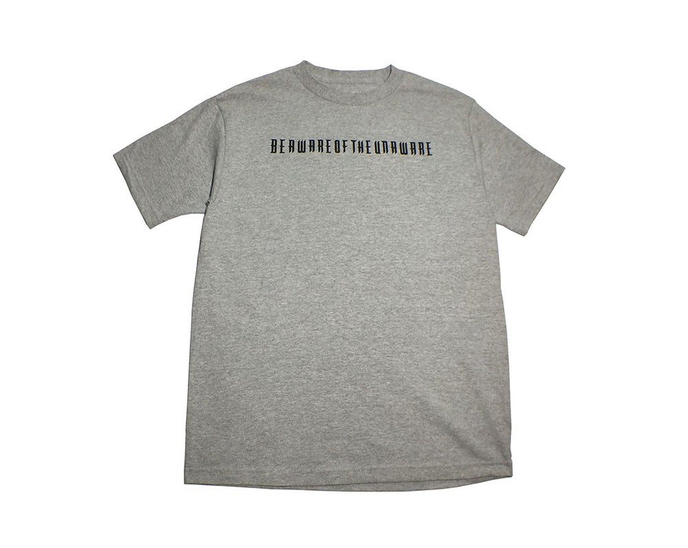 Image of GUTS BRANDED SWORDSMAN / HEATHER GREY