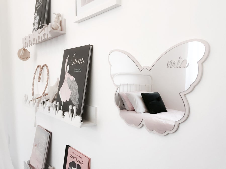 Image of Butterfly Mirror