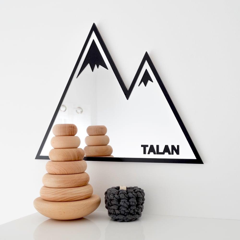 Image of Mountain Mirror