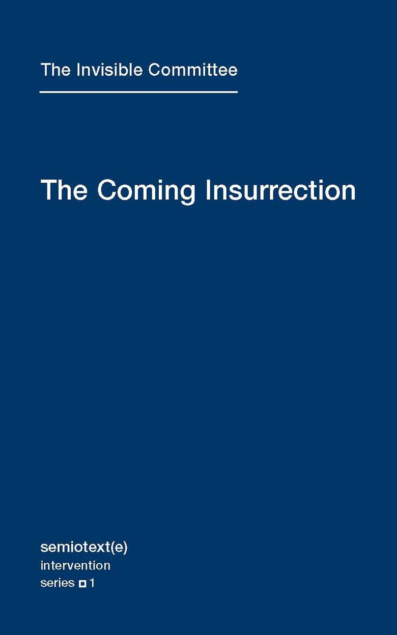Image of The Coming Insurrection
