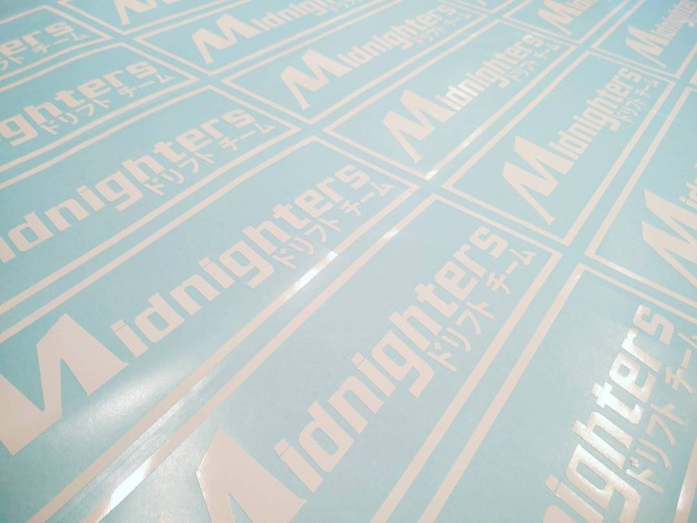 Image of Midnighters Sticker