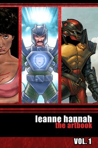 Image of Leanne Hannah Artbook