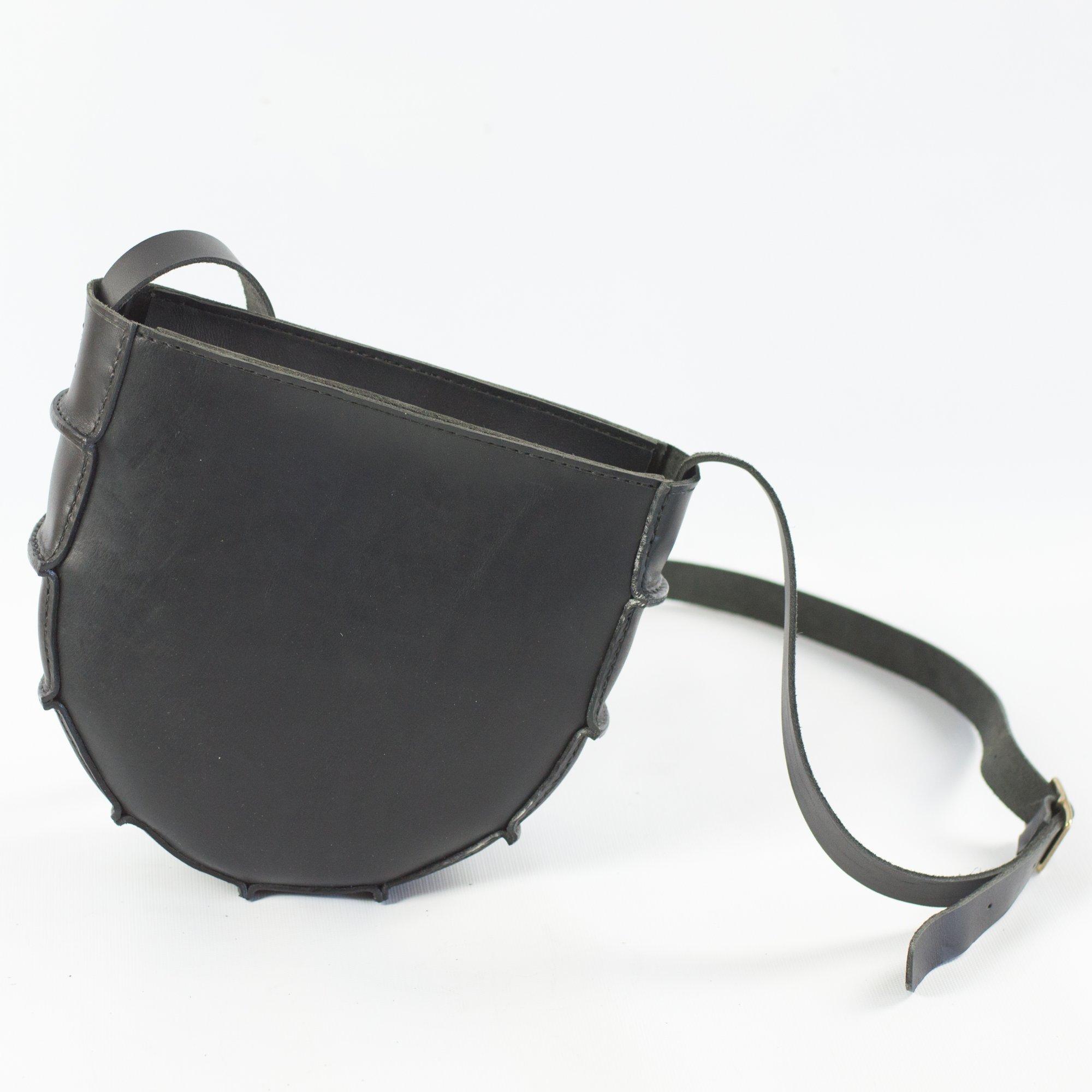 Image of Leather Shoulder Bag