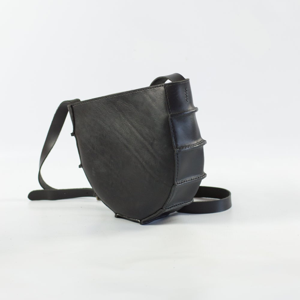 Image of Leather Shoulder Bag