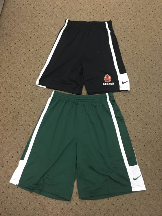 Image of Nike Provincial Team Practice Short/ Nike CP Canada Basketball Practice Short