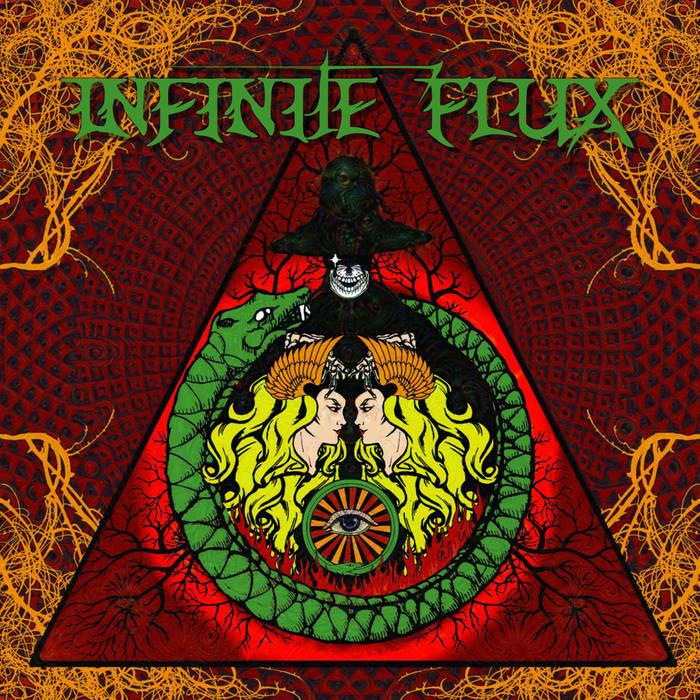 Image of Infinite Flux - CD