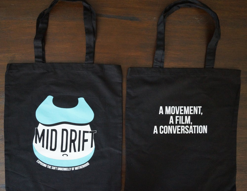 Image of Mid Drift Tote Bag