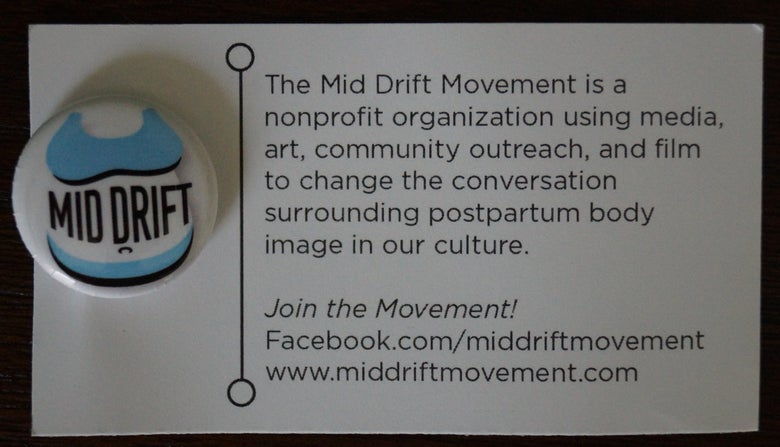 Image of Mid Drift Button