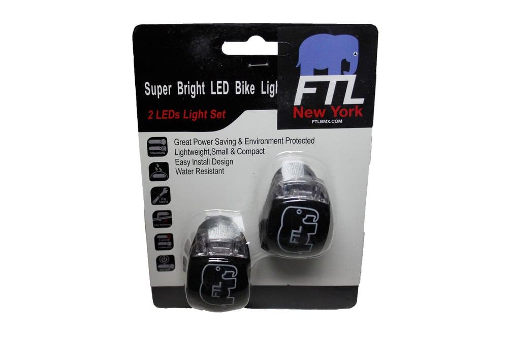 Image of Elephant Bike Lights (Pack of 2)