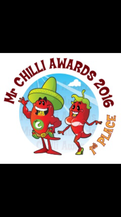 Image of Sweet Chilli 1st Place 2016 & 2nd Place 2017