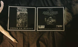 Image of Thorr-Axe 'Gates of Winter' CD