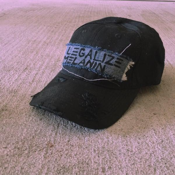 Image of Legalize Melanin Cap