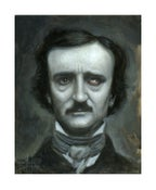 "Image of Tell Tale Poe- 8x10"" Open Edition Print"