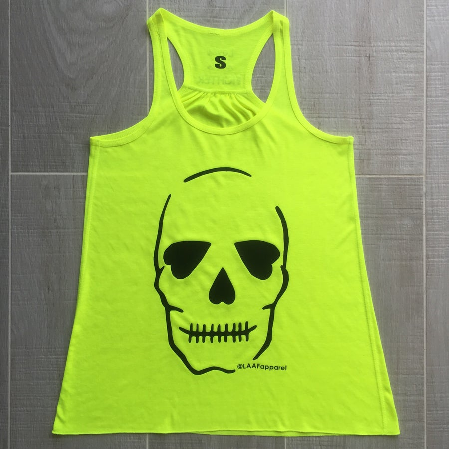 Image of Luminosity Original Skull Tank