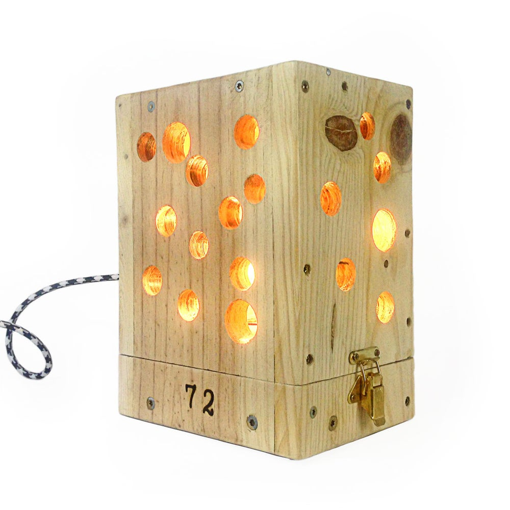 Image of OC72 Hole Box Lamp