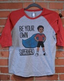 Image 1 of Be Your Own Superhero Toddler T-SHIRT
