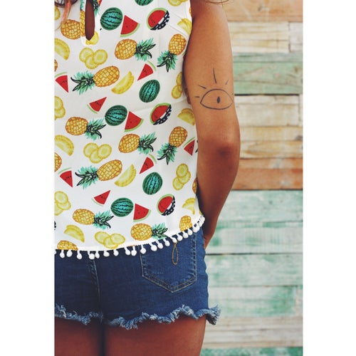 "Image of 🍍🍉""Fresh Summer"" Tshirt"