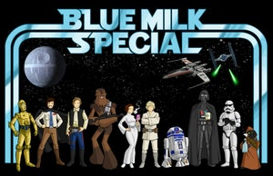Image of Blue Milk Special Lineup Print