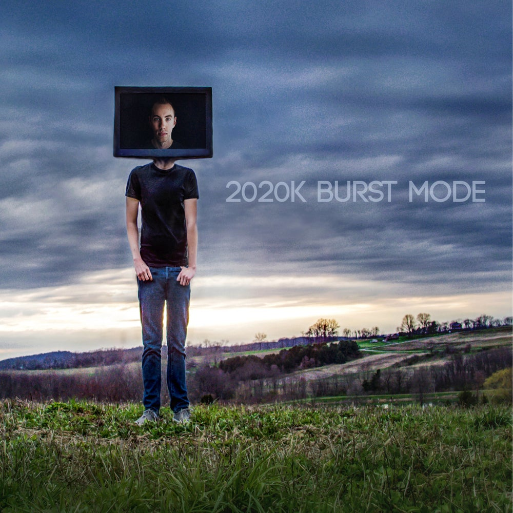 Image of 2020k - Burst Mode CD or Signed CD