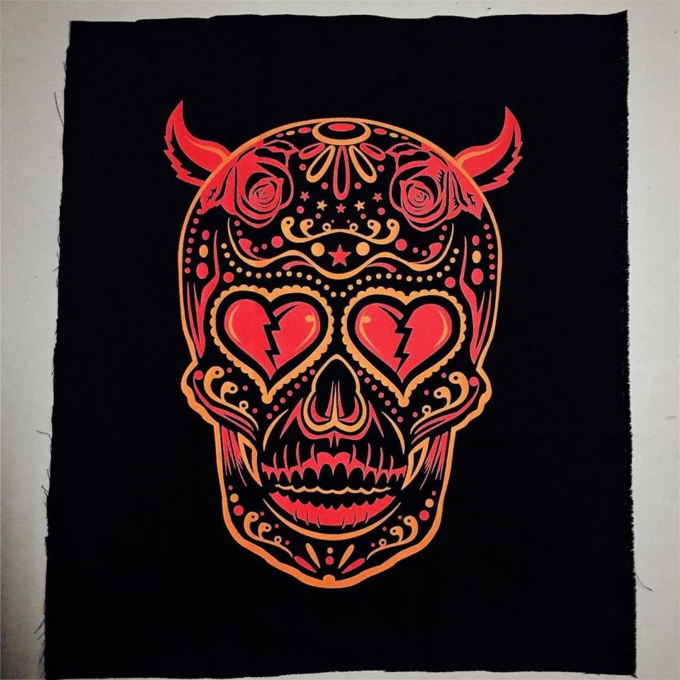 Image of Los Diablos - Jacket Patch