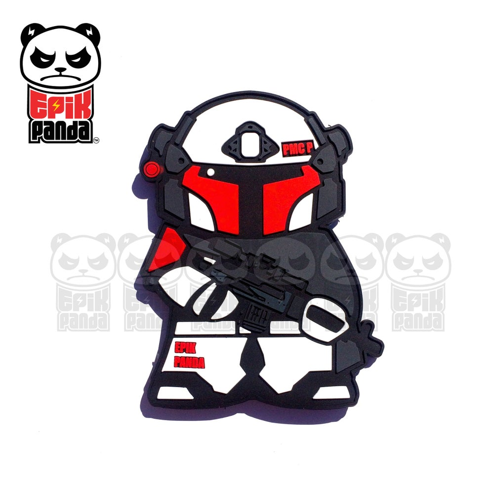 Image of PMC Panda Shock Trooper (Advanced WarBear)