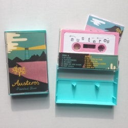 Image of Austeros - Painted Blue Cassette