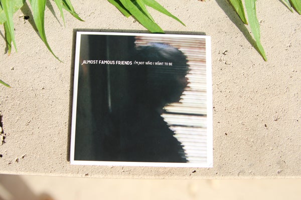 "Image of ""I'm Not Who I Want to Be"" CD"
