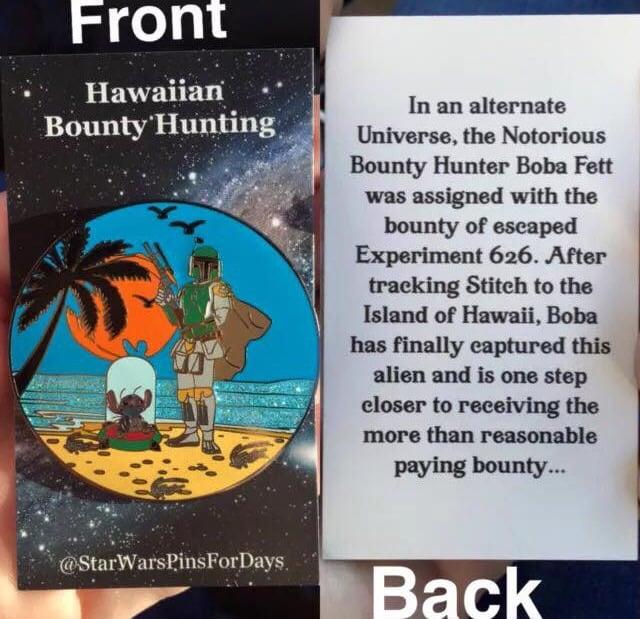 Hawaiian Bounty Hunting
