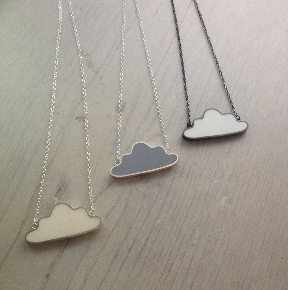 Image of Cloud Pendant