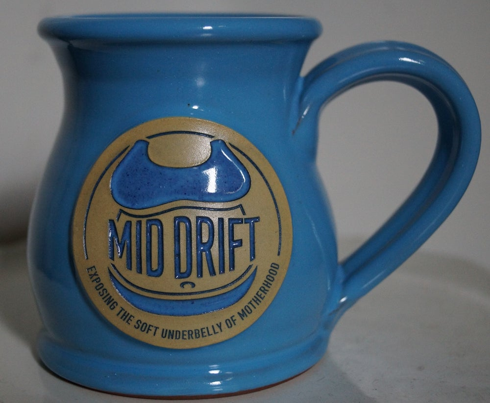 Image of Mid Drift Mug