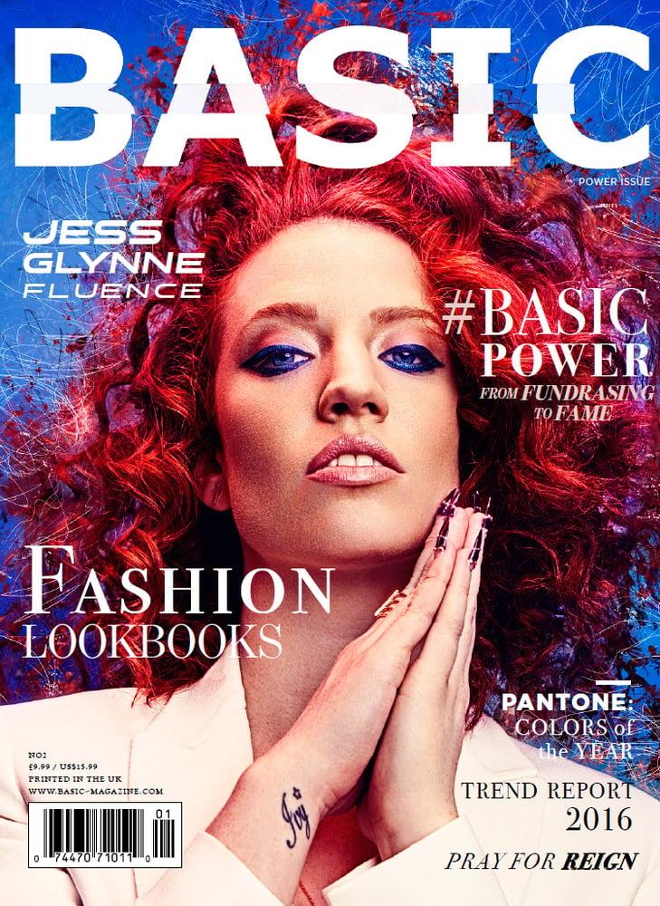 Image of BASIC Jess Glynne Cover
