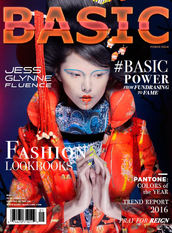 Image of BASIC Geisha Cover