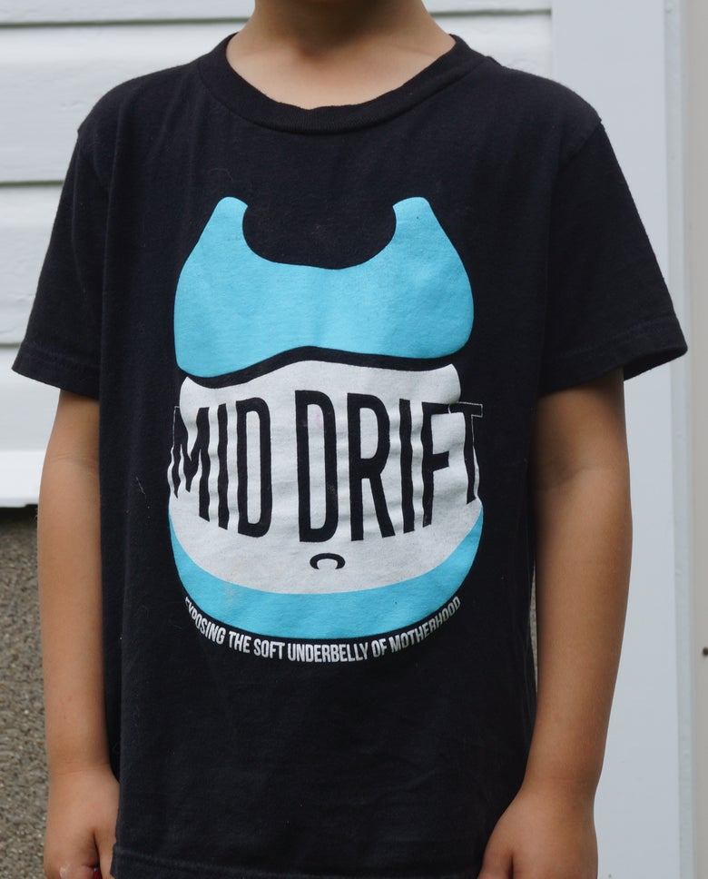 Image of Mid Drift Youth (Kids) Tshirt