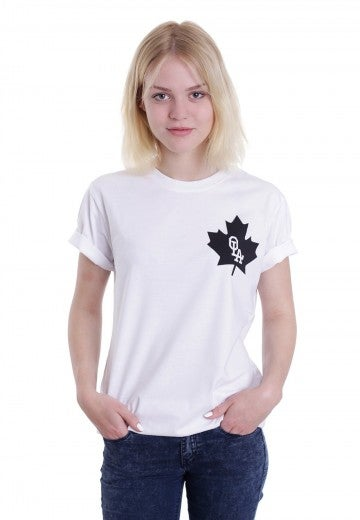 Image of [S7] Cough Syrup White T-Shirt