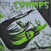"Image of 7"" The Cramps : Voodoo Idol. , fold out poster sleeve."