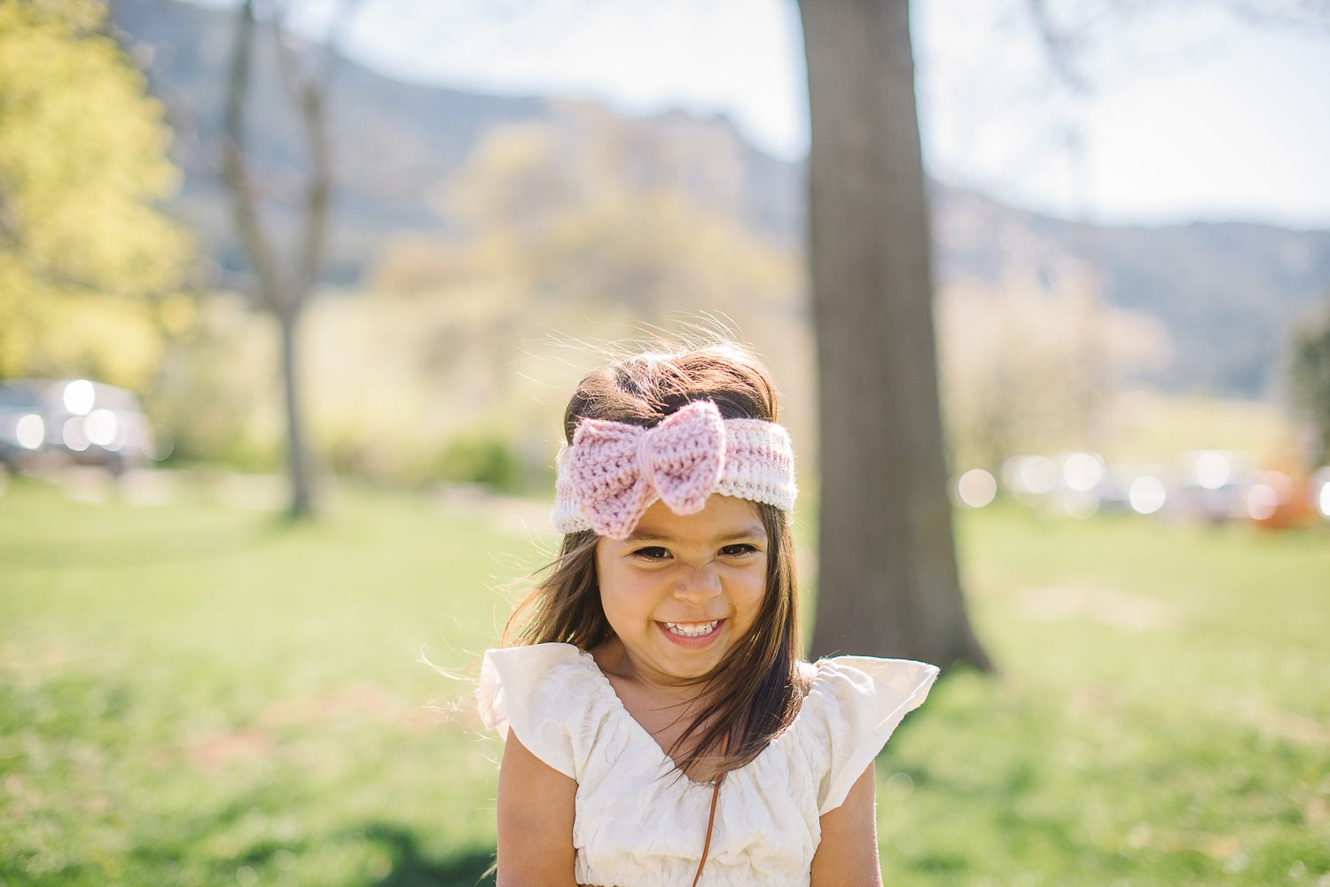 "Image of The ""Ella"" bow headwrap"