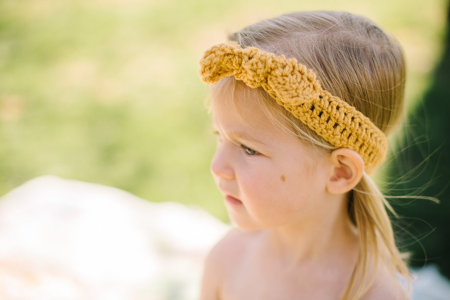 "Image of The ""Rosie"" headband"