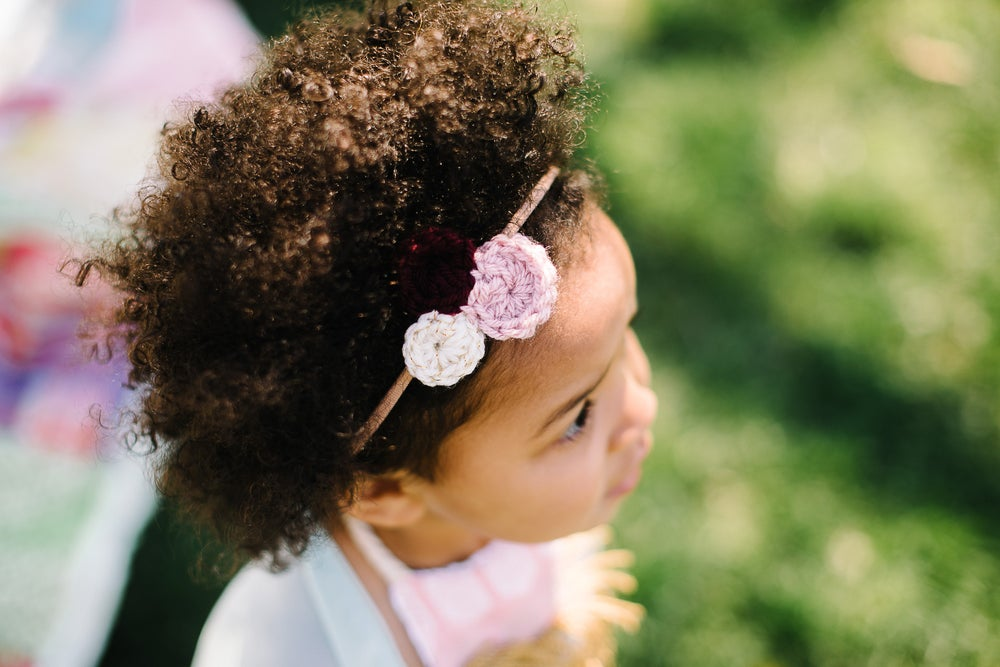 "Image of The ""Posie"" headband"