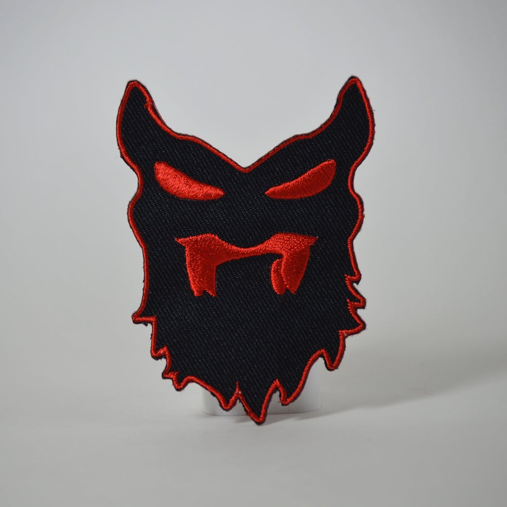 "Image of Collectible Patch ""THE BV MASK"""