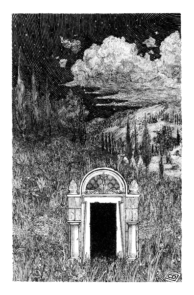 "Image of ""Ego Tomb"" - Print"