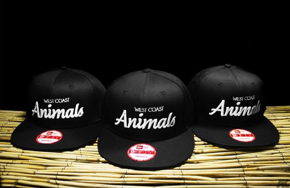 "Image of ""West Coast Animals"" by AMKD Apparel (Limited Edition)"