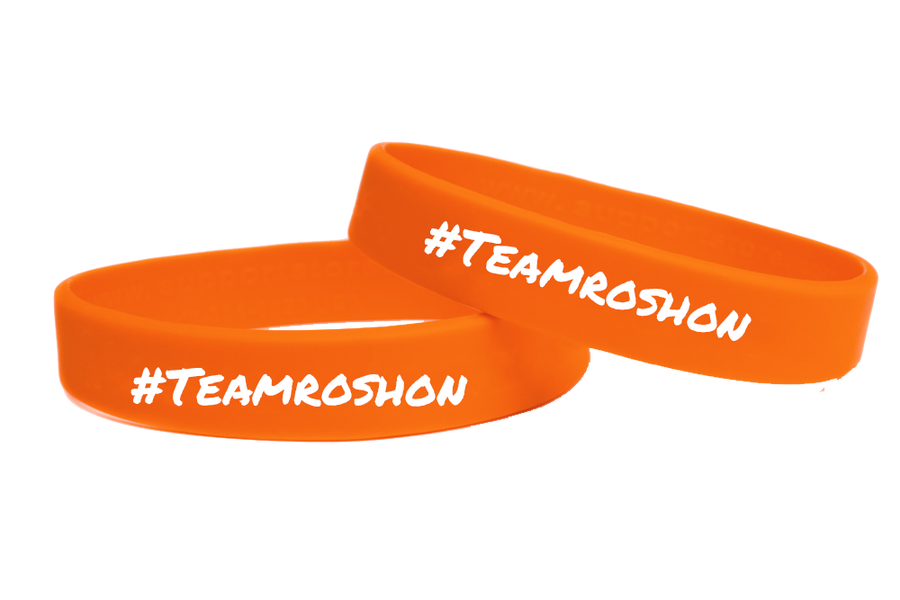Image of #Team Roshon Wristband