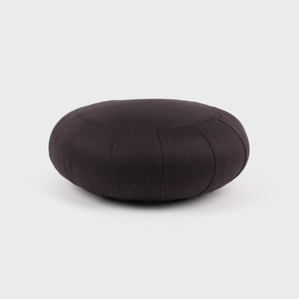 Image of Small Round Zafu Cushion – plain