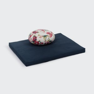 Image of Large Zafu Cushion – patterned