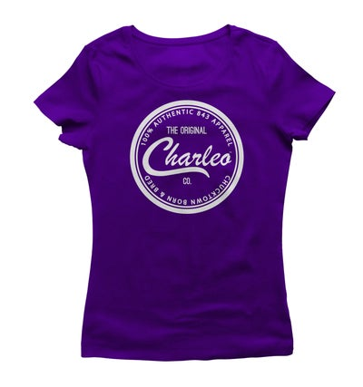 Image of Ladies Original Charleo Seal Tee