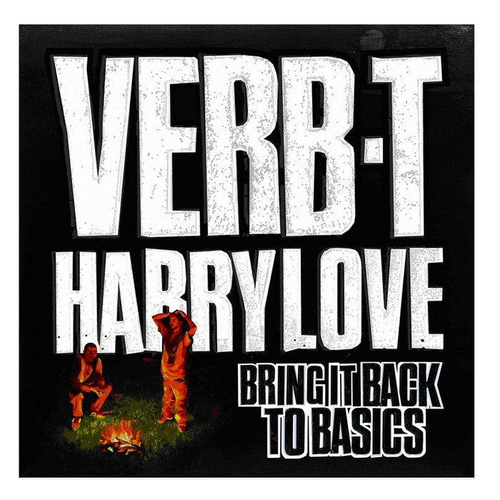 "Image of Verb T & Harry Love 'Bring it Back to Basics' (2006)  2X 12"" vinyl"